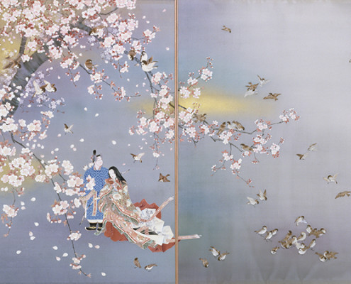 日本画・屏風の買取