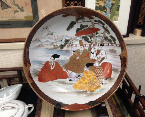陶磁器・時代皿の買取
